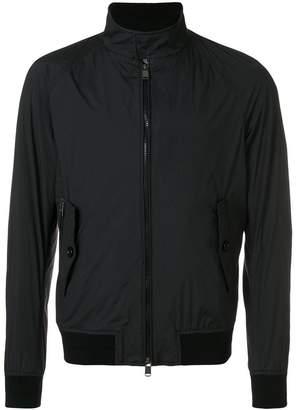 HUGO BOSS funnel neck jacket