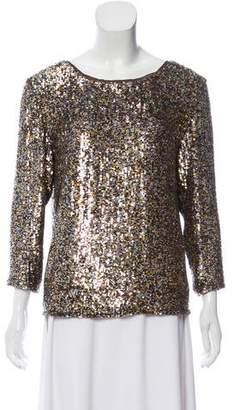 3.1 Phillip Lim Sequin-Embellished Blouse