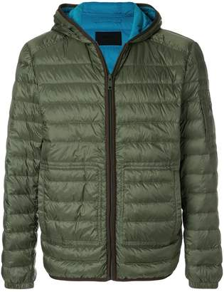 Prada padded feather down jacket