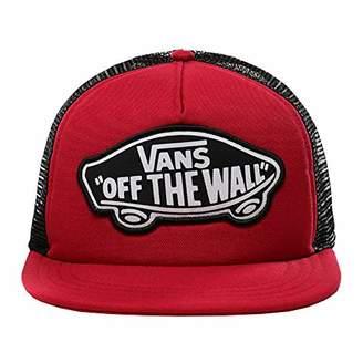 bb5ce35476 Vans Women's WM Beach Girl Trucker HAT Baseball Cap,One Size (Size:OS
