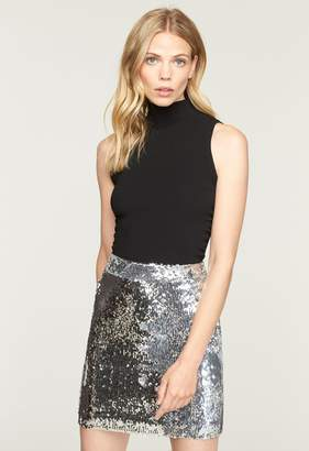 MillyMilly Sequins Modern Mini Skirt