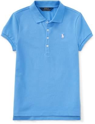 Ralph Lauren Stretch Mesh Polo Shirt