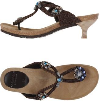 Maliparmi Toe strap sandals