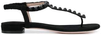 Stuart Weitzman Esme flat sandals