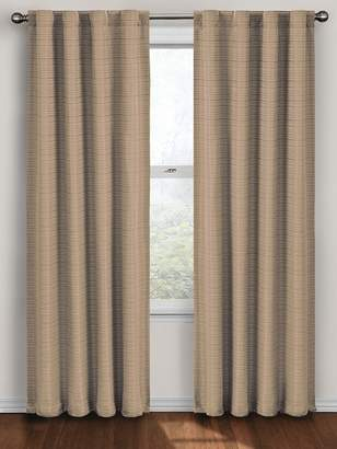 Eclipse Twist Blackout Window Curtain Panel