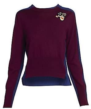 Marc Jacobs Women's The DIY Colorblock Sweater