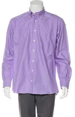 Burberry Window Check Shirt