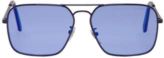 Super Blue Iggy Celeste Sunglasses