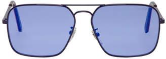 Super Blue Iggy Celeste Sunglasses