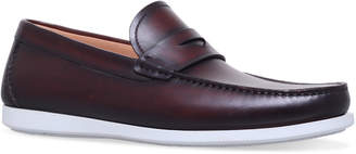 Magnanni Penny Boat Shoe