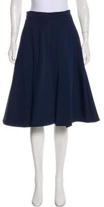 J.W.Anderson Pleated Knee-Length Skirt