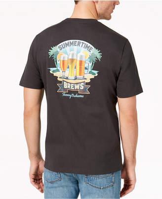Tommy Bahama Men's Summertime Brews Graphic-Print T-Shirt