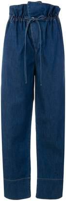 Stella McCartney Oliva Voluminous jeans