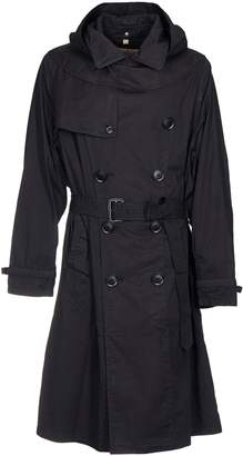 Burberry Hooded Long Trench