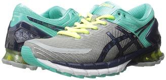 ASICS - GEL-Kinsei 6 Women's Running Shoes $200 thestylecure.com