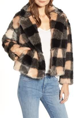 Heartloom Aria Faux Fur Coat
