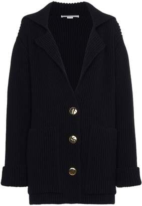 Stella McCartney Split Side Cardigan