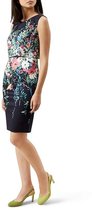 Hobbs London Molly Floral Dress $295 thestylecure.com