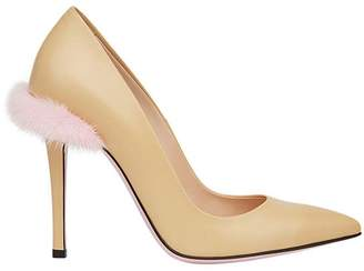 Fendi pointed toe pumps