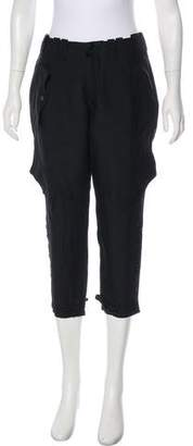 Jean Paul Gaultier Mid-Rise Straight-Leg Pants w/ Tags
