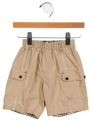 Burberry Boys' Cargo Shorts