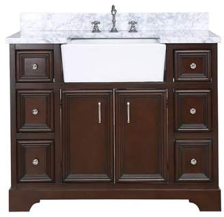 "KBC Zelda 42"" Bathroom Vanity Set Base"
