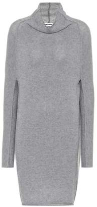 Jil Sander Cashmere turtleneck dress
