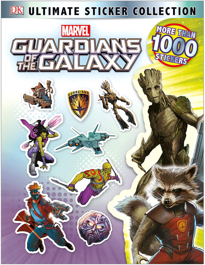 Penguin Random House Ultimate Sticker Collection: Marvel's Guardians of the Galaxy