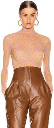 Acne Studios Denise T Shirt in Sunflower Yellow | FWRD
