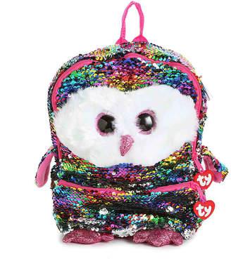Ty Owen Owl Mini Backpack - Girl's