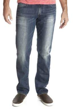 Lucky Brand 221 Original Straight Blue Gold Wash Jeans