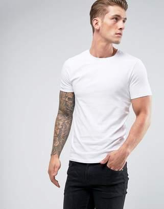 Brave Soul Muscle Fit T-Shirt