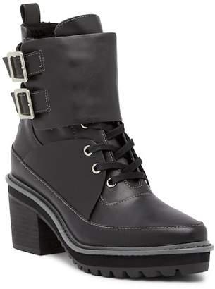 Kelsi Dagger Brooklyn Peak Cuffed Leather Boot
