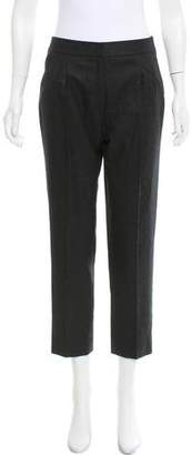 Jenni Kayne Mid-Rise Wool Pants