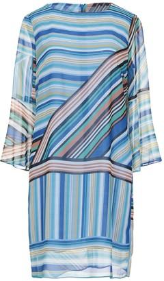 Biancoghiaccio Short dresses - Item 34987198LC
