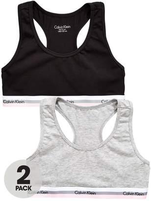 Calvin Klein Girls 2pack Bralette