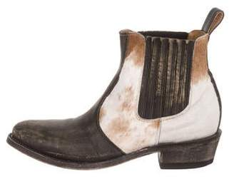Old Gringo Distressed Ankle Boots