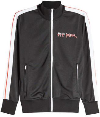 Palm Angels Zipped Track Jacket