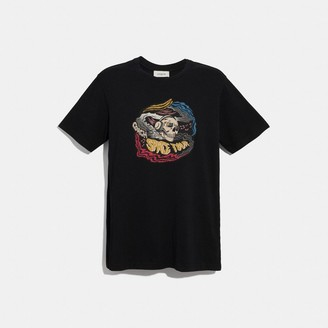 Coach Space Tour Band T-Shirt