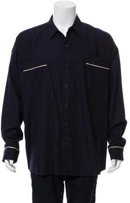 Fear Of God 2017 Oversized Shirt w/ Tags