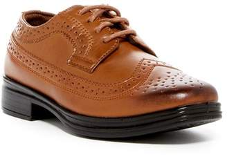 Deer Stags Ace Wingtip Derby (Little Kid & Big Kid)
