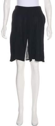 Gianni Versace Knee-Length Stretch Skirt