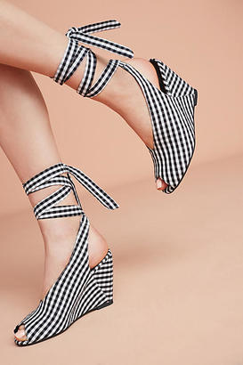 Jeffrey Campbell Verlina Wedges $118 thestylecure.com