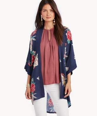 Sole Society Printed Kimono