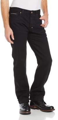 PRPS Goods & Co...... Men's Barracuda Straight-Leg Indigo Selvedge Jean in
