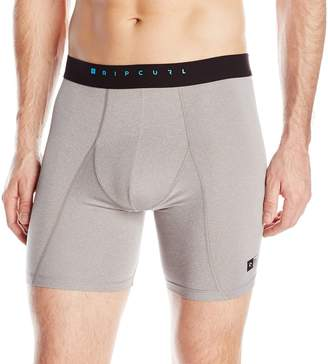 Rip Curl Men's Aggroskin Surf Short Rashguard, Grey