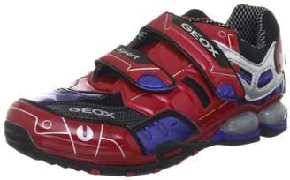 Geox J Fighter 2 M Lighted Sneaker (Toddler/Little Kid/Big Kid)
