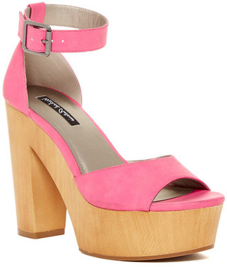 Michael Antonio Toy Peep Toe Heel $59 thestylecure.com