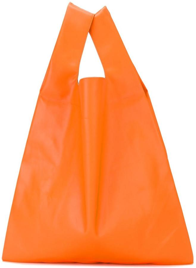 Mm6 Maison Margiela - shopping tote - women - Polyester/Polyurethane - One Size