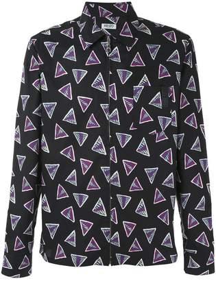 Kenzo Bermuda Triangles shirt